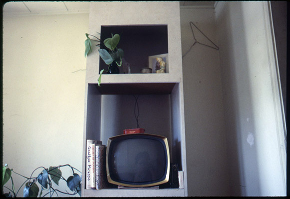 Kenneth Fletcher's house, interior, 1978, Courtesy of Paul Wong