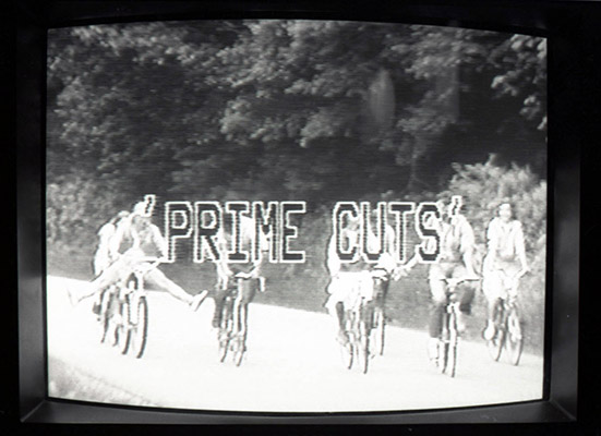Prime Cuts optical print, 1981, Courtesy of Paul Wong
