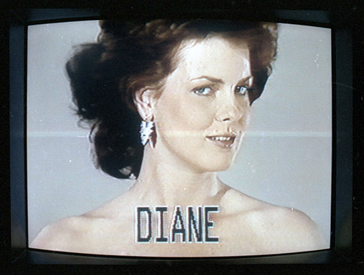 """Diane"", Prime Cuts optical print, 1981, Courtesy of Paul Wong"