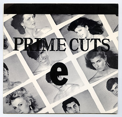 Prime Cuts soundtrack custom LP, produced by 'e',1981, Courtesy of Paul Wong